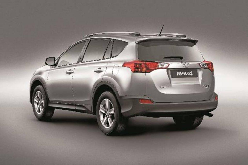 2017 Toyota 4Runner >> El mercado de camionetas Toyota sigue creciendo ...