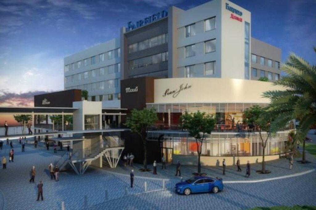 Urb nica desarrollar proyecto valorado en m s de 500 for Fachadas hoteles minimalistas
