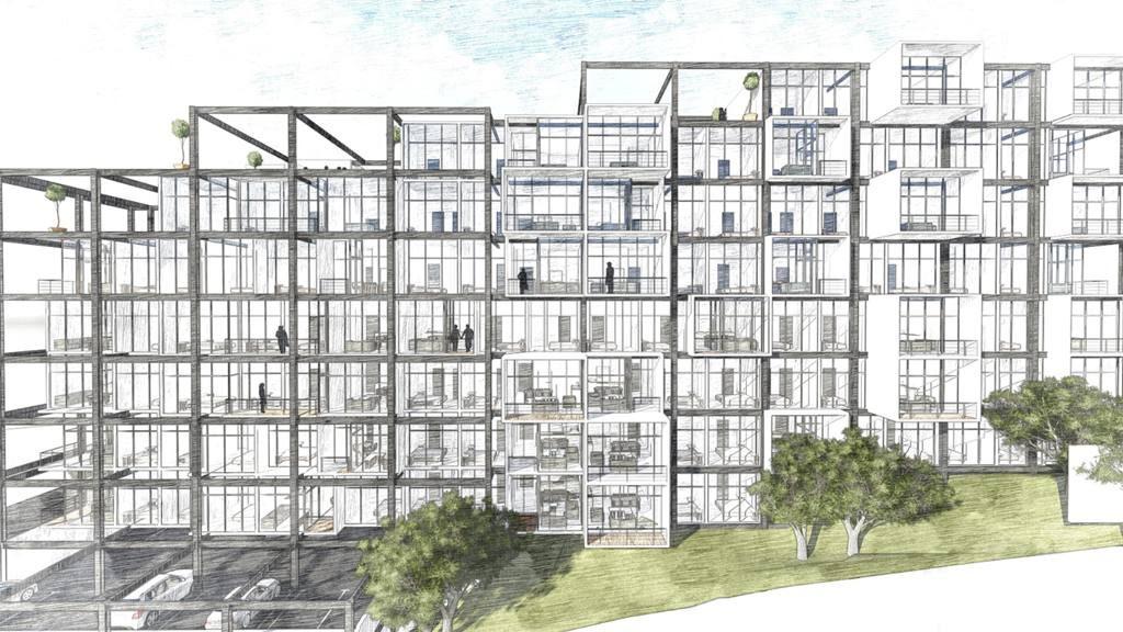 Avitat es la nueva marca de edificios de apartamentos for Videos de construccion de edificios