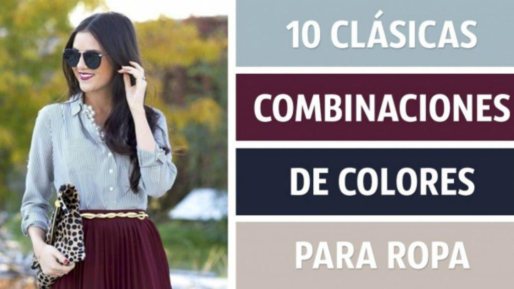 10 combinaciones de colores para crear un look perfecto for Programa para combinar colores