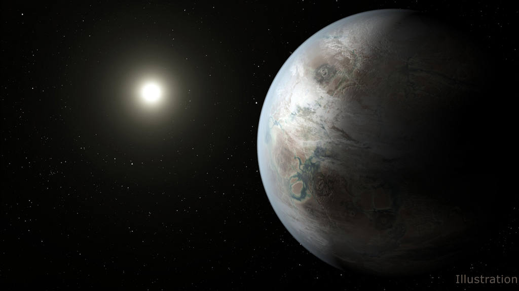 Nasa descubre siete planetas