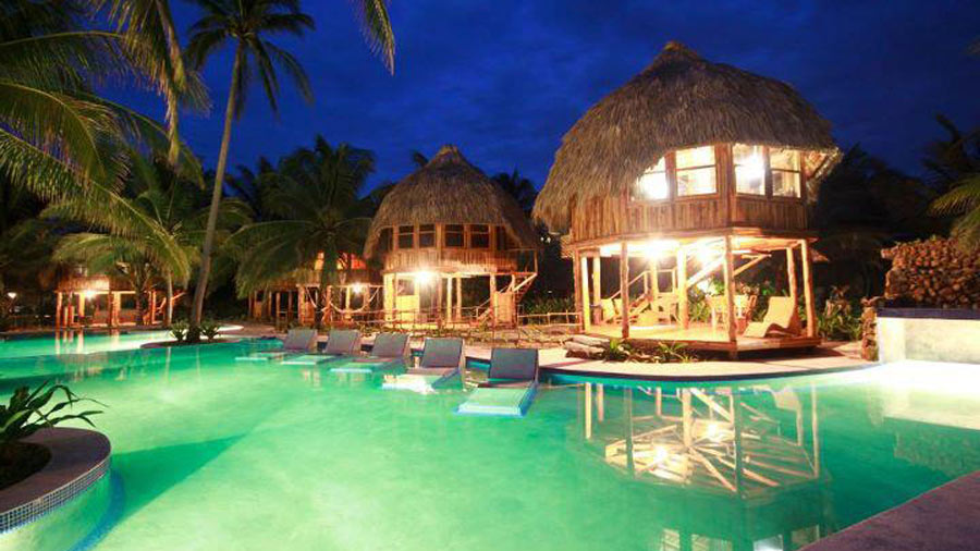 Cinco hoteles boutiques imperdibles en el salvador for Hoteles en portonovo con piscina