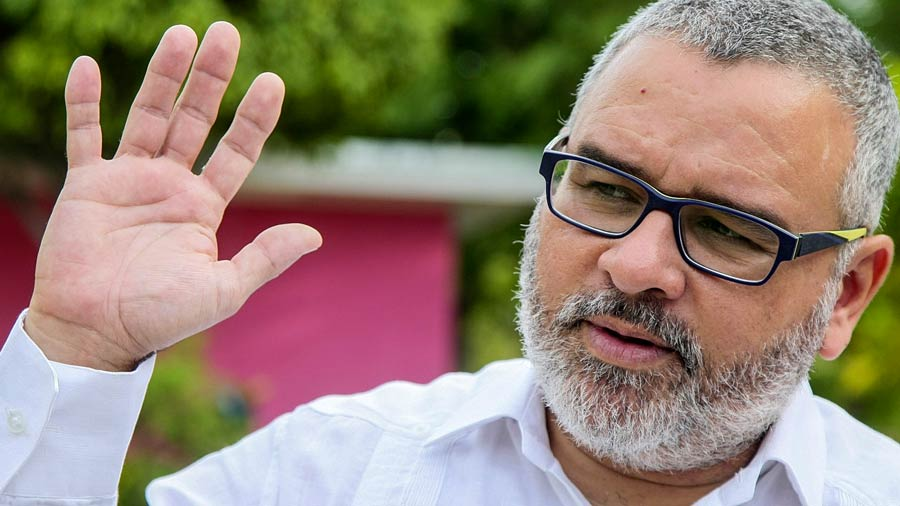 Mauricio Funes cumple un año de asilo en Nicaragua