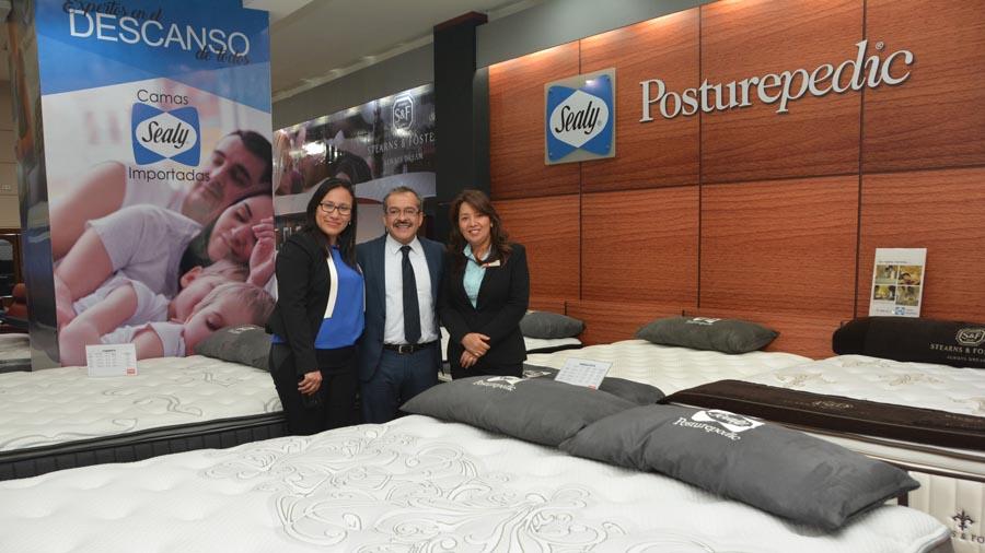 Sears presenta su nueva línea de camas Sealy | elsalvador.com
