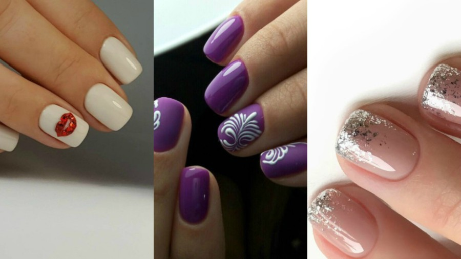 20 ideas con estilo para manicuras en uñas cortas | elsalvador.com