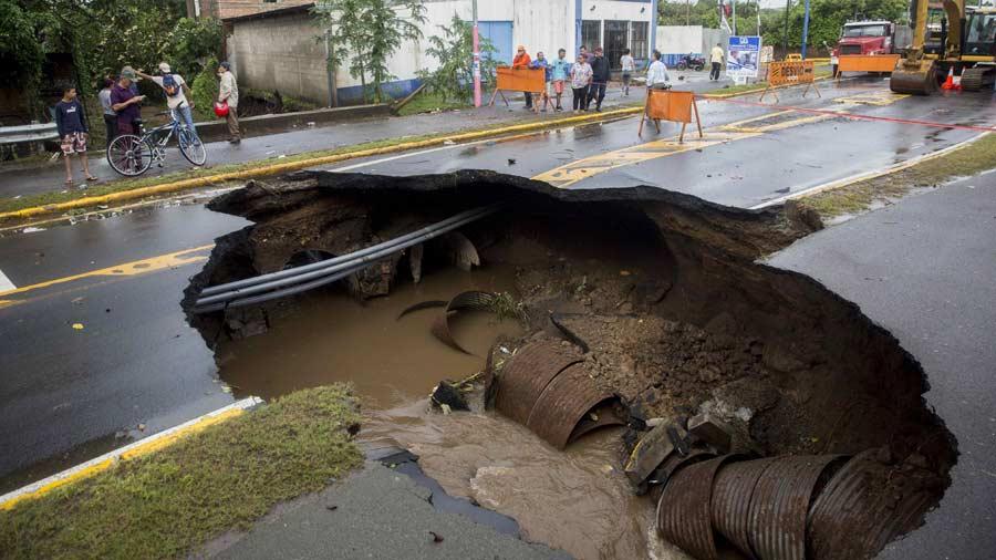 Resultado de imagen para Tormenta Nate A Costa Rica