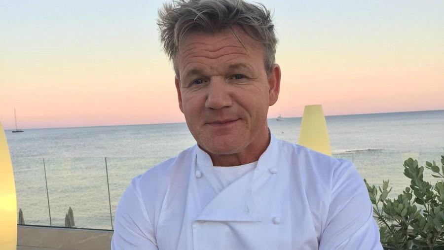 Chef gordon ramsay lleg a honduras para hablar con sicarios - A tavola con gordon ramsay ...