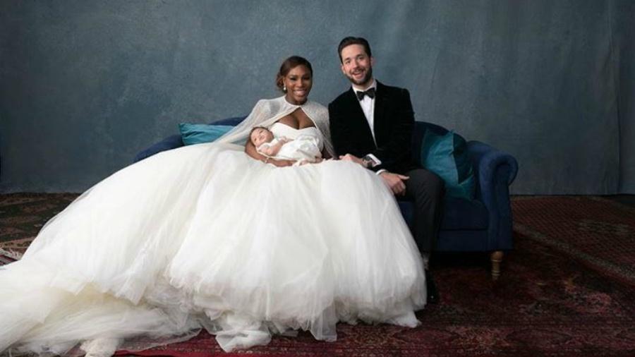 Las Fotos 237 Ntimas De La Boda De Serena Williams Y Alexis