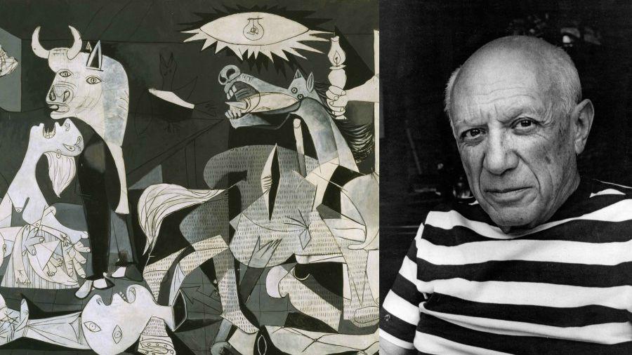 Preferência Las obras más destacadas de Pablo Picasso a 45 años de su muerte  FN74