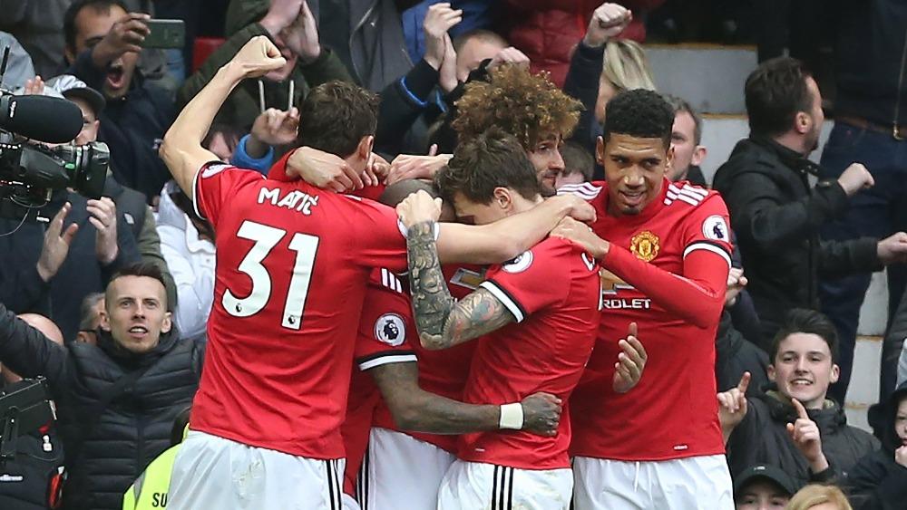 Resultado de imagen para 2018 manchester united arsenal