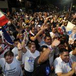 Los cuadros efemelenistas formarán los comandos de campaña departamental y municipal para para apoyar las actividades proselitistas de Sánchez Cerén y Ortiz. foto edh /archivo