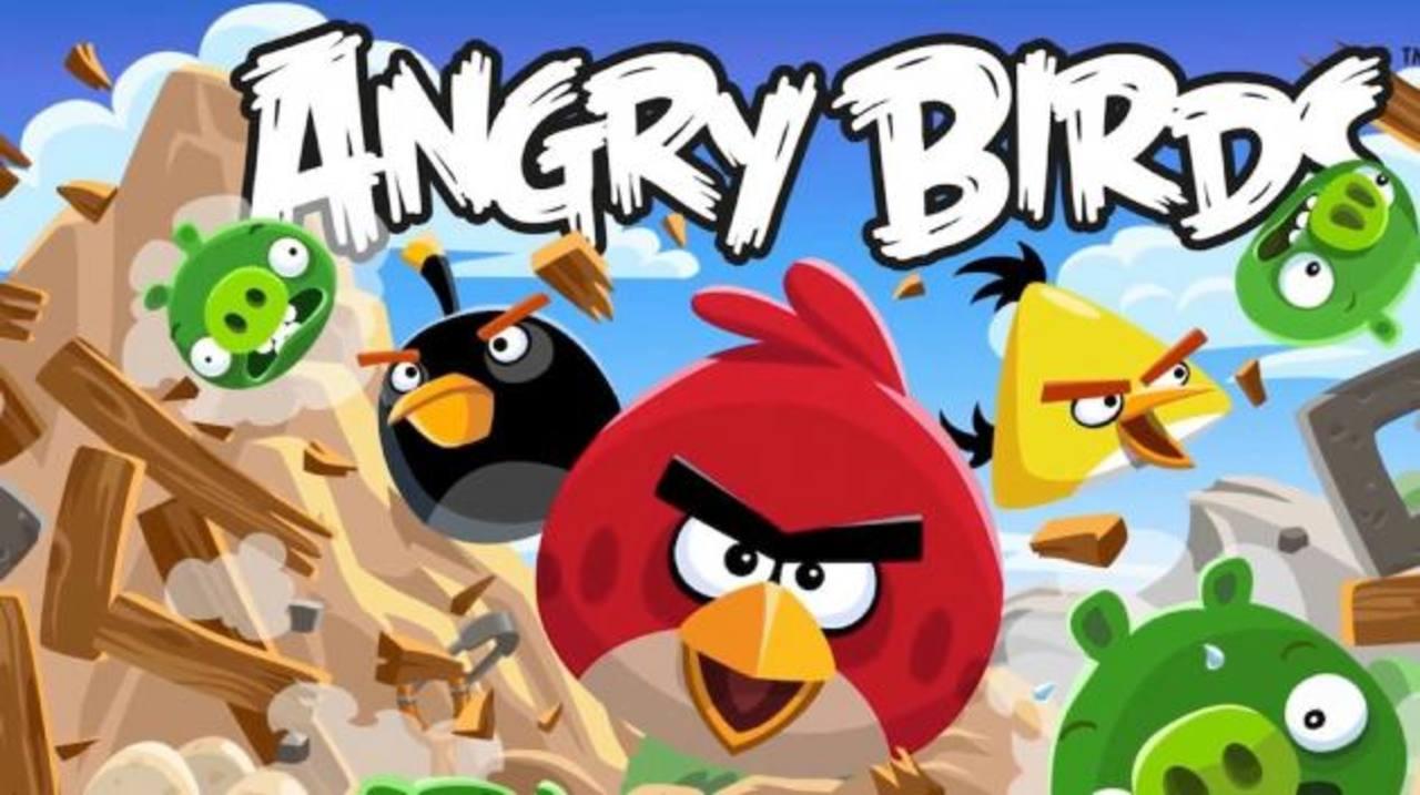 El juego de los pájaros parece seguir dominando en el segmento de las aplicaciones de juego.