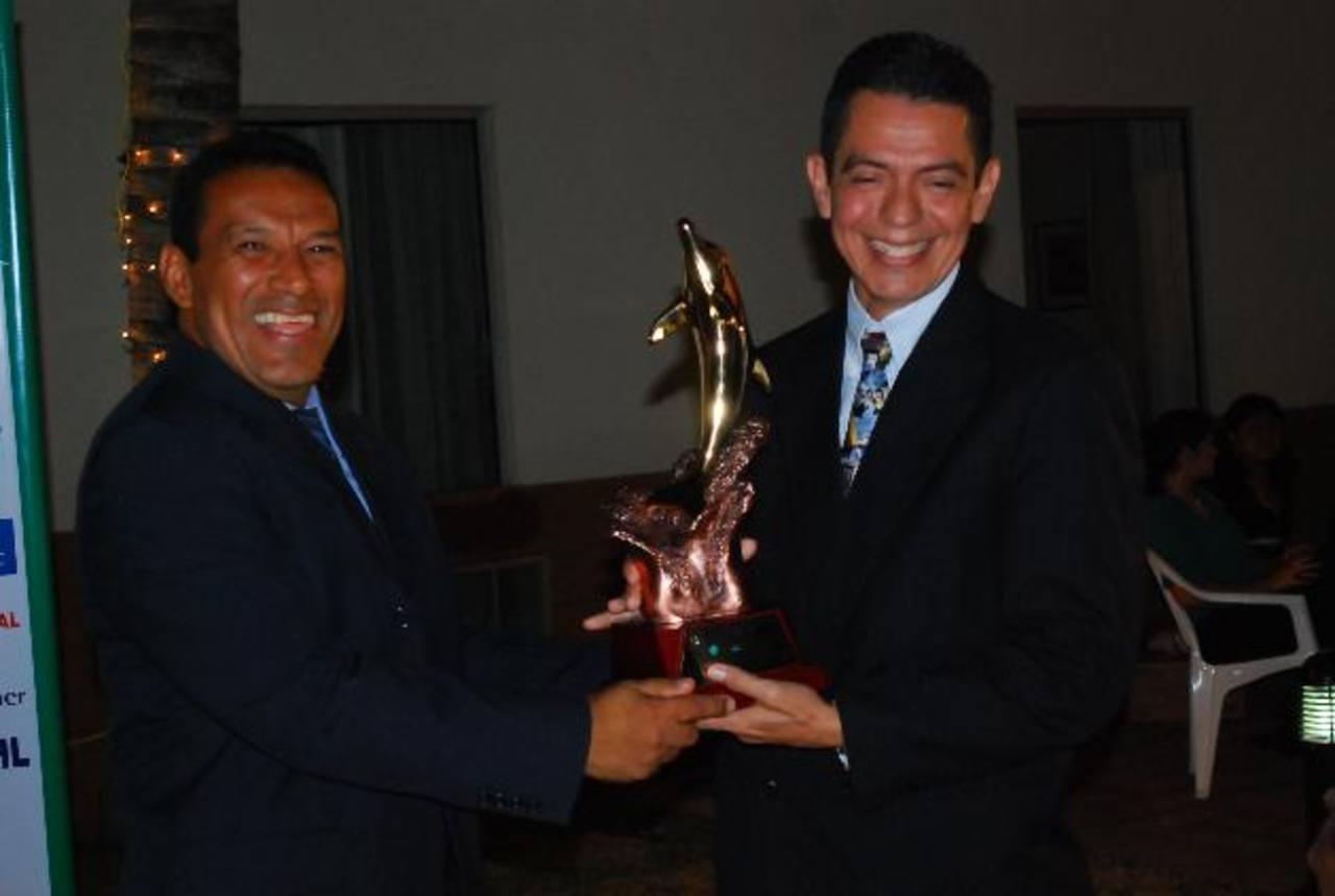 Uno de los requisitos para la entrega del galardón es el que las empresas generen empleo. Foto edh / insy Mendoza