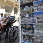 Los griegos siguen un estricto plan de austeridad. FOTO EDH