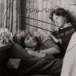 La imagen en blanco y negro, de la que fuera hasta su muerte la reina de las revistas de sociedad, muestra a Diana. FOTO EDH