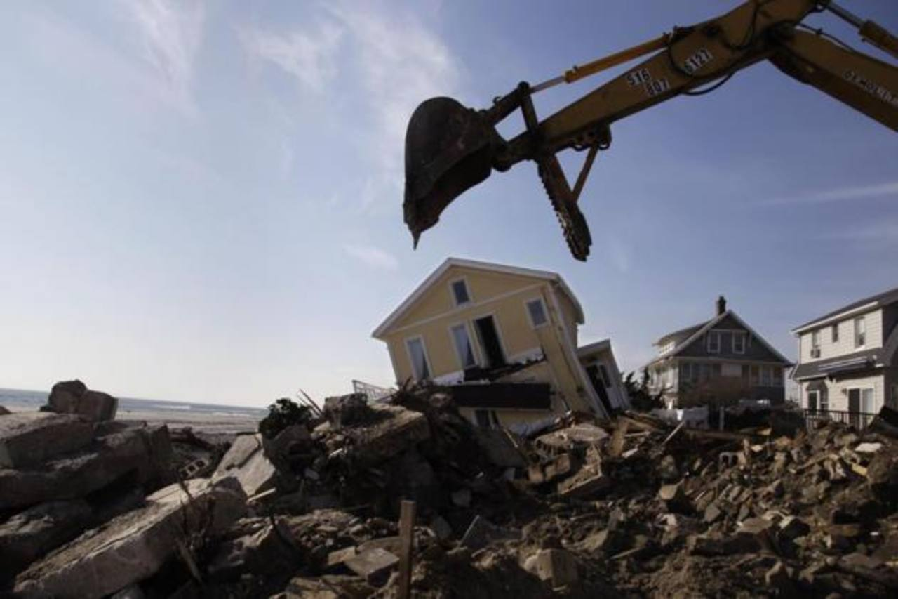 Desastres costaron $65,000 millones a aseguradoras