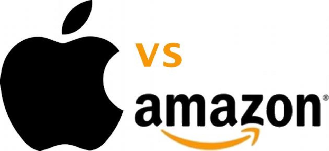 Una de las primeras disputas públicas entre las compañías fue la demanda de Apple en el 2011.