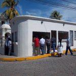 La comuna invirtió 20 mil dólares en la construcción de los locales que antes fueron de láminas. foto edh / insy mENDOZA