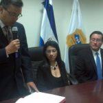 Jueza Patricia Velásquez, nueva fiscal adjunta