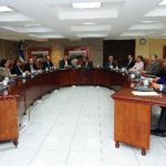 Magistrados en Corte Plena. FOTO EDH/ARCHIVO