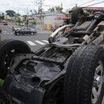 Los accidentes de tránsito provocaron la mayoría de muertes durante la temporada festiva. Foto/ Archivo