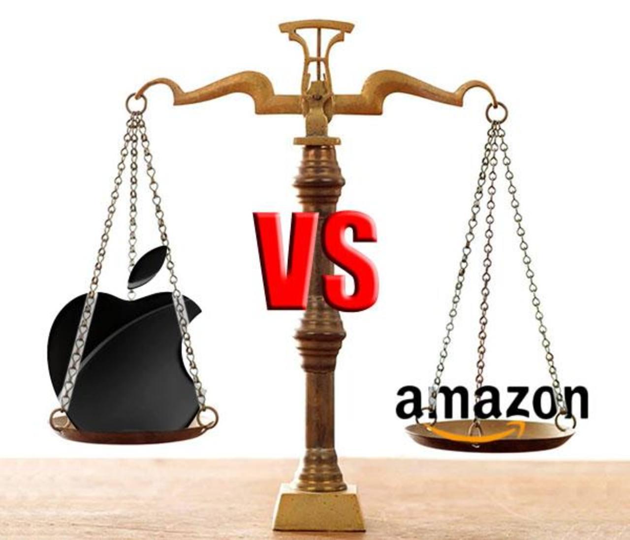 Amazon expresa que el termino Appstore se ha convertido de uso genérico. foto edh
