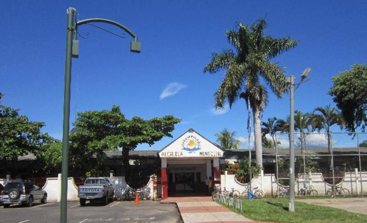 La municipalidad informó que los aparatos están instalados en sitios estratégicos de la ciudad. Foto EDH / cortesía