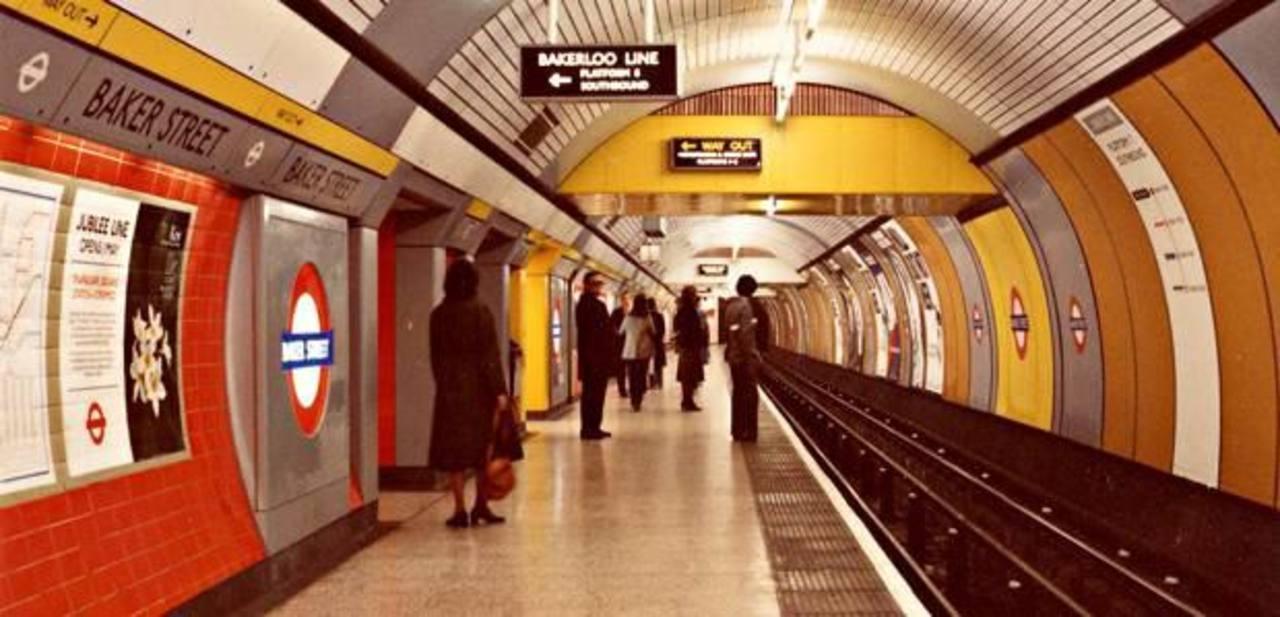 Metro de Londres celebra 150 años