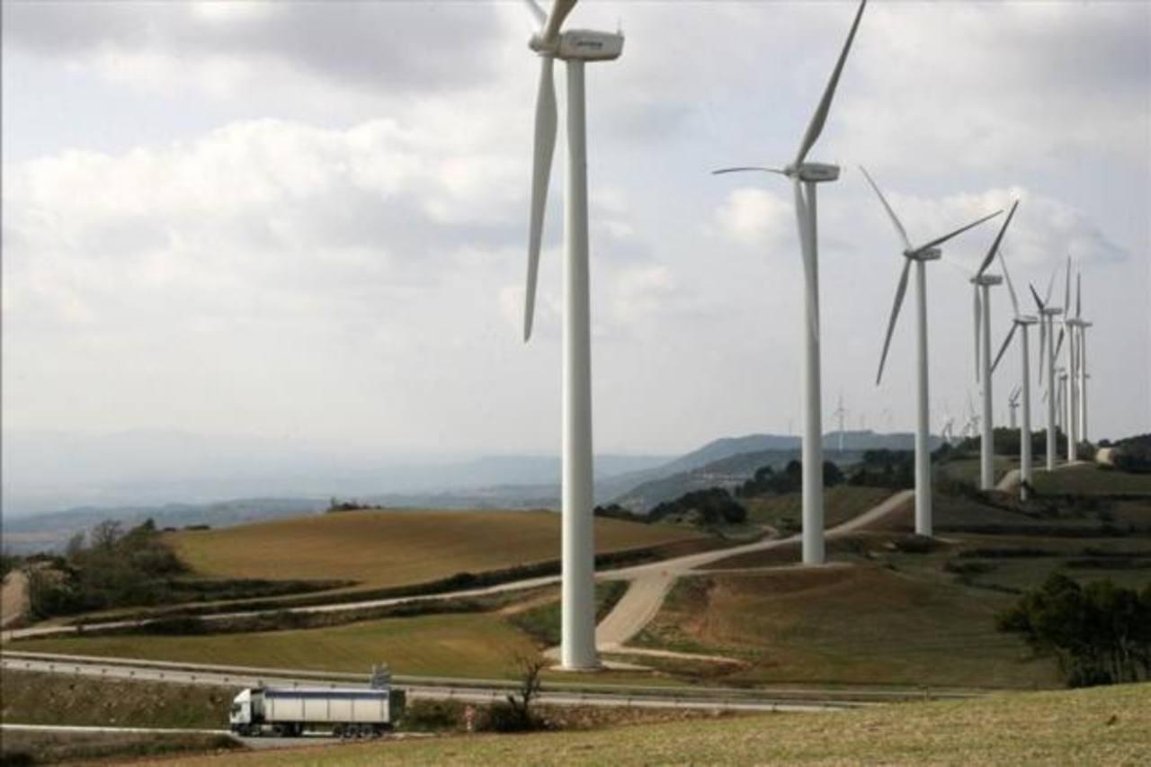 La empresa italiana ya inauguró el segundo parque eólico en el Istmo de Tehuantepec, en México. foto edh/