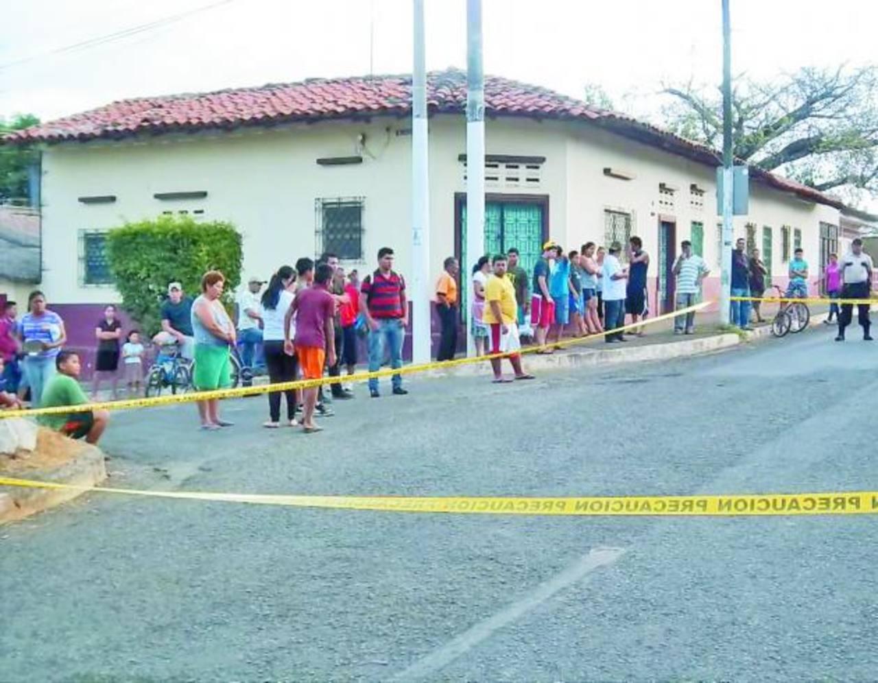Según la tasa de homicidios por cada 100 mil habitantes, Sonsonate y San Vicente ocupan el primer y segundo lugar como los más violentos, respectivamente. Foto EDH / Archivo