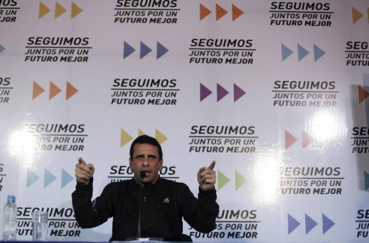 Oposición venezolana lamenta el fallo a favor de Hugo Chávez