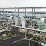 La planta geotérmica de Berlín es la manzana de la discordia entre la italiana Enel y la salvadoreña Cel-Ine. Foto EDH /archivo