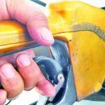 Los combustibles aumentarán de precio a partir de hoy. foto edh / claudia castillo