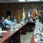 Comisión Política de la Asamblea Legislativa. FOTO EDh/ARCHIVO
