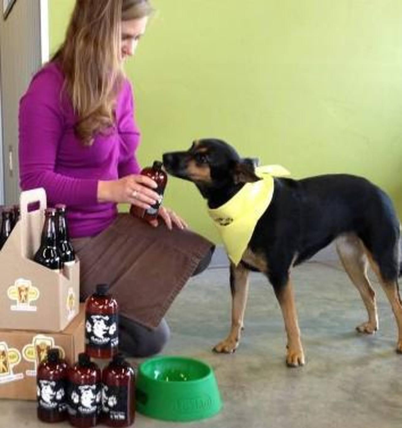 Dawg Grog, la cerveza artesanal para perros