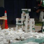 Por el delito de contrabando, los imputados pueden ser sentenciados a entre seis y ocho años de cárcel. Foto EDH / Archivo
