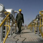 Irán pretende elevar la capacidad de producción en el sector de exploración y producción petrolera. foto edh / archivo