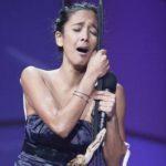 Una participante debió interpretar una canción mientras se sumergía en una pileta repleta de víboras acuáticas. FOTO EDH