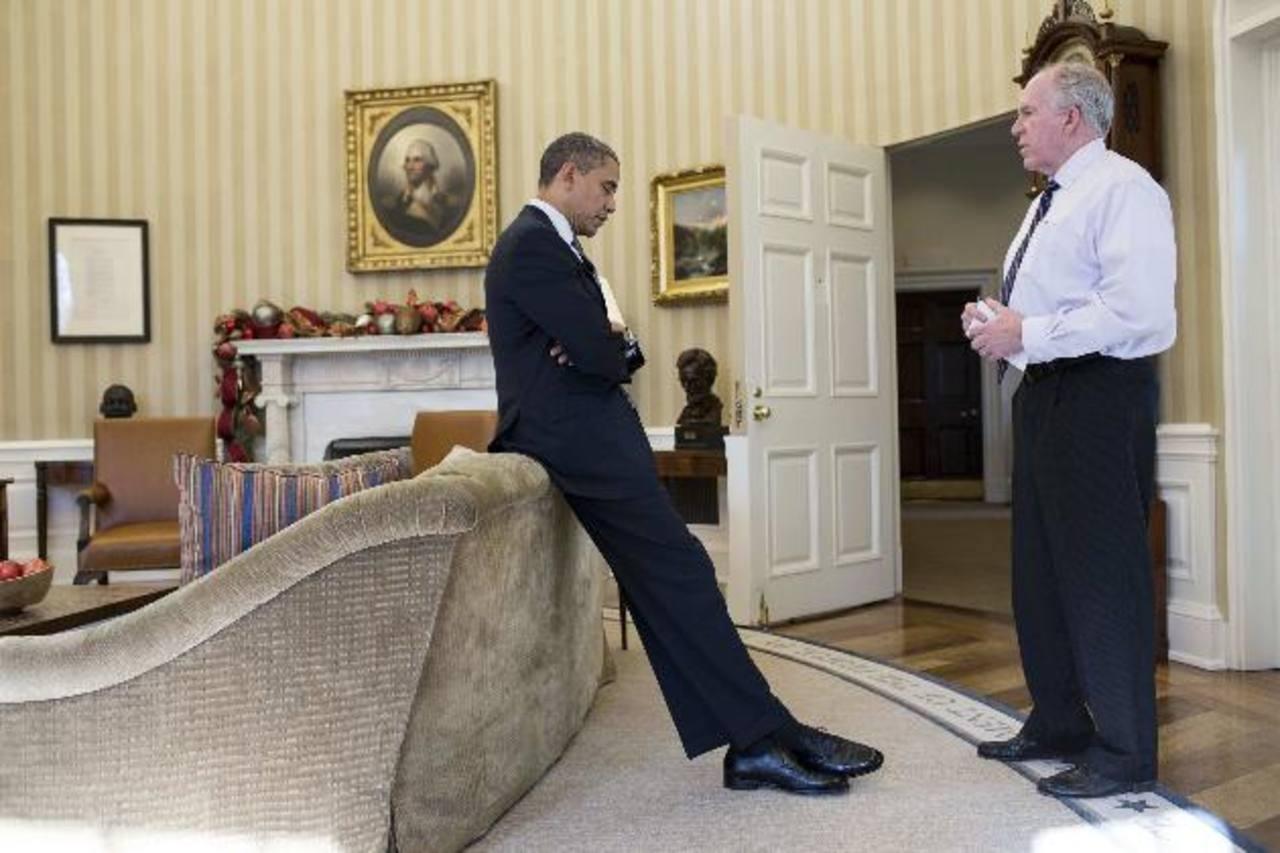 El presidente de EE.UU., Barack Obama, advirtió ayer que será catastrófico que no se eleve a tiempo el techo de deuda, que haría caer a ese país en cesación de pagos. foto edh / reuters