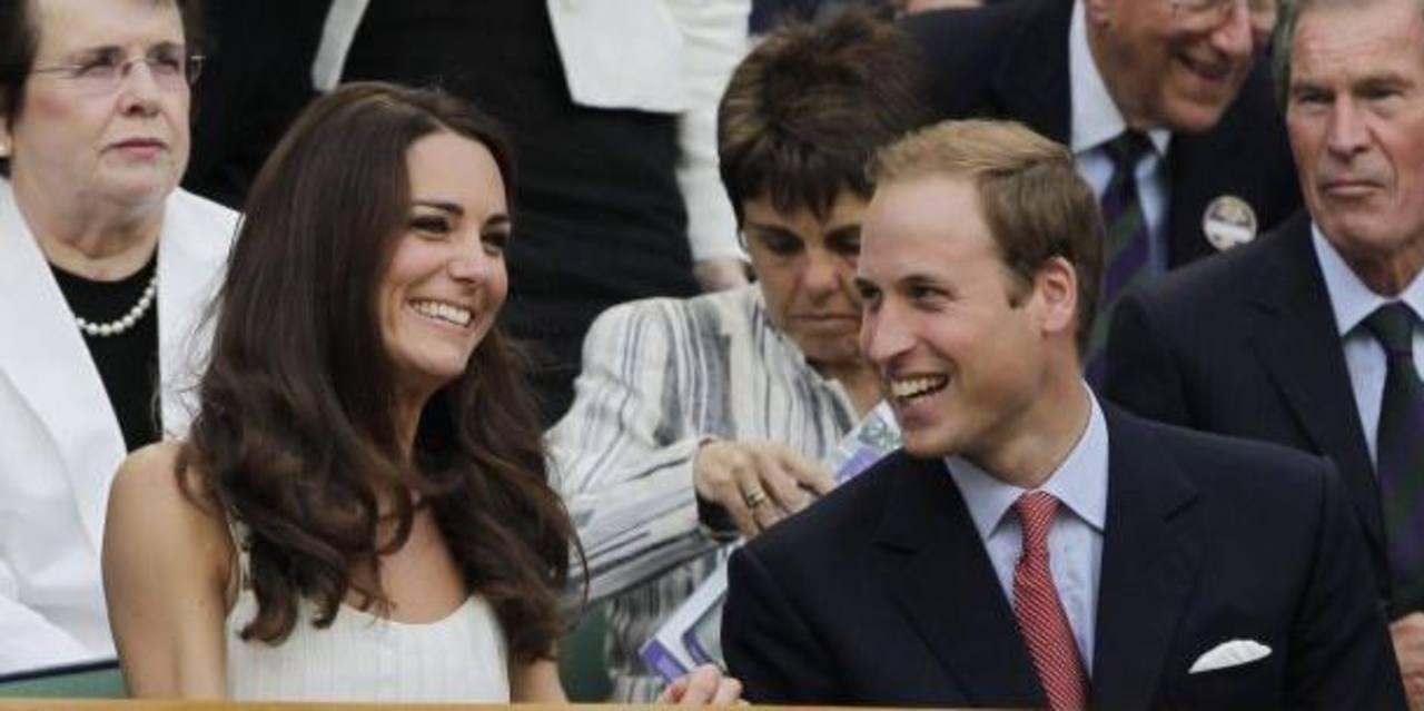Los Duques de Cambridge. FOTO EDH