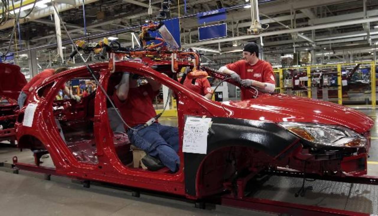 Ford registró un alza de 4.7 % en sus ventas de 2012 en Estados Unidos, con 2.25 millones de unidades. Foto EDH/