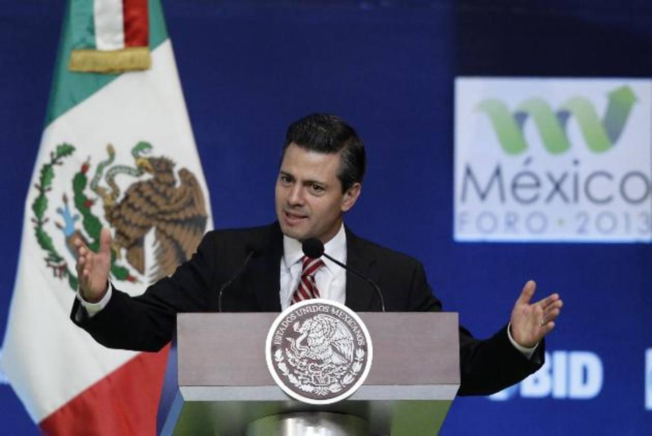 El presidente de México, Enrique Peña Nieto, reconoció que la Ley General de Víctimas aún debe mejorarse, por lo que aseguró que trabajará para brindarle viabilidad.