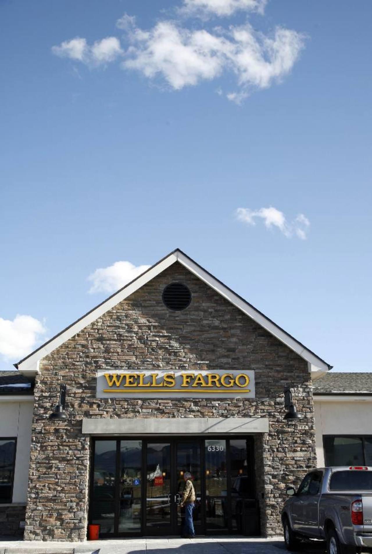 Wells Fargo & Co. es uno de los grandes bancos de EE.UU. en investigación por acusaciones de abusos. foto edh/archivo