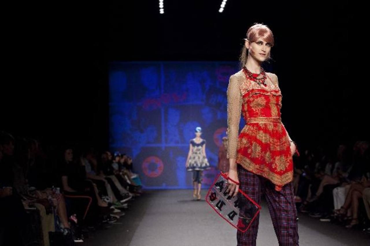 La combinación de colores y estampados estarán permitidos en el buen vestir. Foto EDH