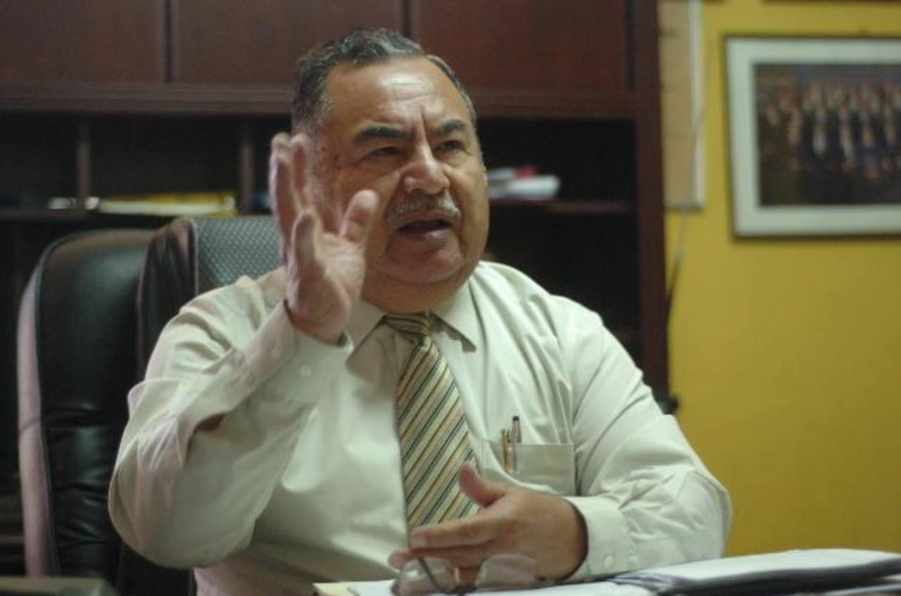 Johel Valiente es el director de la sociedad que audita al ente contralor del Estado.