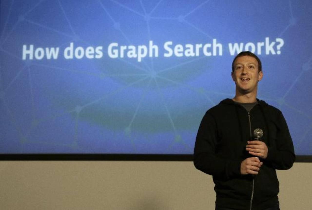 Mark Zuckerberg, presidente ejecutivo de Facebook, remarcó que su red no incursionará en el campo de los buscadores en Internet, que es la especialidad de Google Inc.