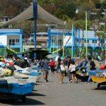 El año pasado el flujo de turistas sobrepasó los 10 mil visitantes. El Puerto fue lugar el más visitado por extranjeros y nacionales. Fotos EDH / mario amaya