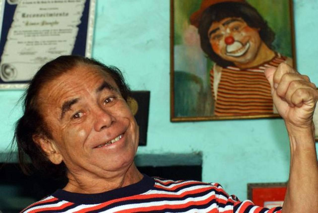 Arístides Alfaro Samper, Chirajito, murió el 22 de enero de 2010. Foto/ Archivo