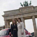 Las princesas británicas Beatriz y Eugenia. Foto/ Reuters