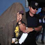 El jefe policial habría abusada de una testigo que estaba bajo su cargo. FOTO EDH